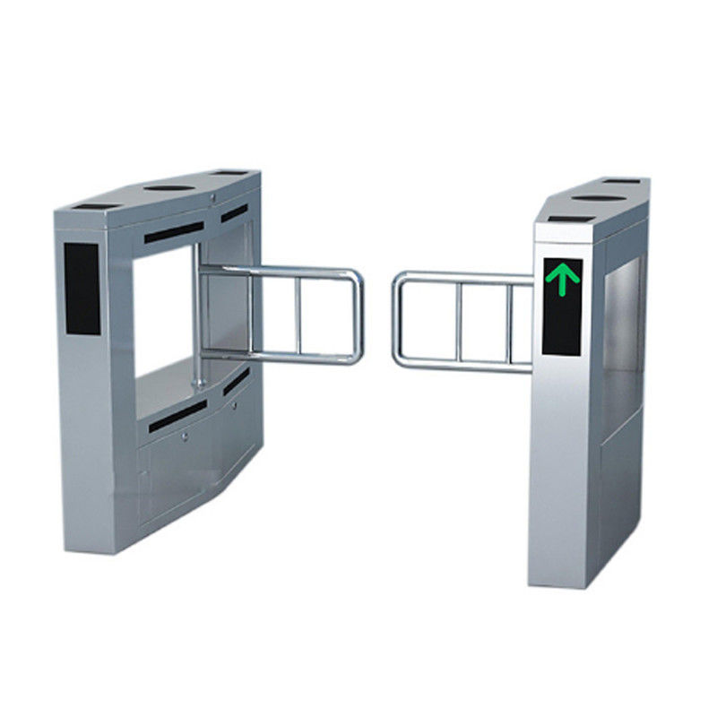 Door Security Turnstile Access Control System Coin Operated Gate AC100-240V
